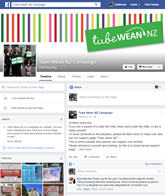 Thumbnail image of Facebook page