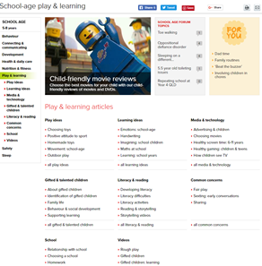 Thumbnail image of website screenshot