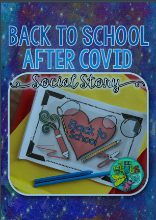 Cover of 'Back to school after COVID'