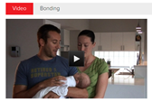 Thumbnail image of Raising Children Network bonding video