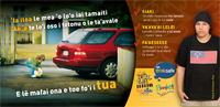 Preventing driveway injuries leaflet in Samoan