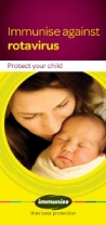 Thumbnail image of cover of pamphlet about rotavirus