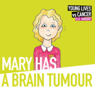 Cover of Mary has a tumour