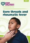 Thumbnail image of cover of 'Sore throats and rheumatic fever' booklet