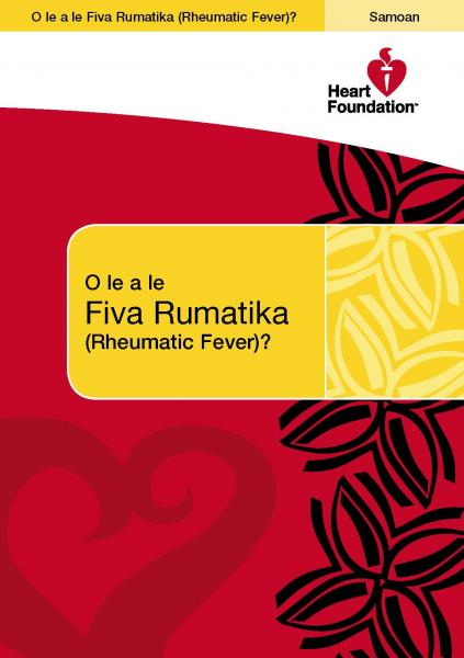 new zealand heart foundation rheumatic fever guidelines