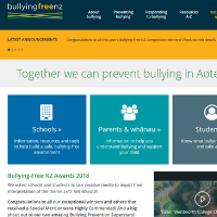 Bullyingfree New Zealand