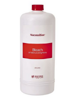 Necessities bleach bottle