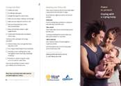 Power to protect - coping with a crying baby pamplet (Auckland District Health Board / Child Youth and Family)