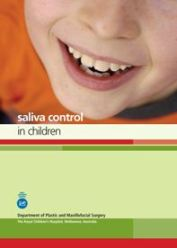 Saliva control in children
