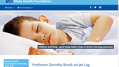 Sleep health website